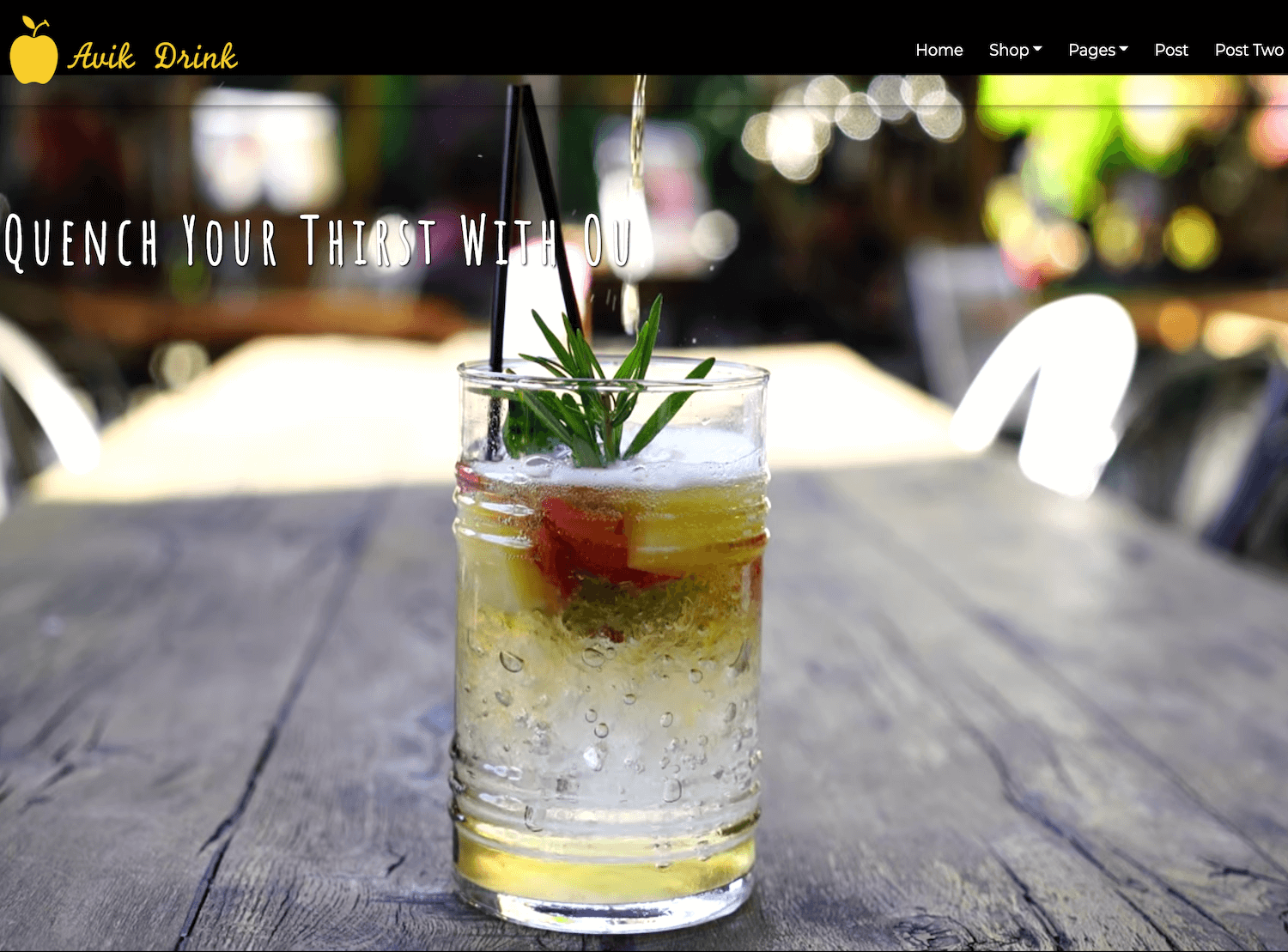 wordpress-theme-avik-drink