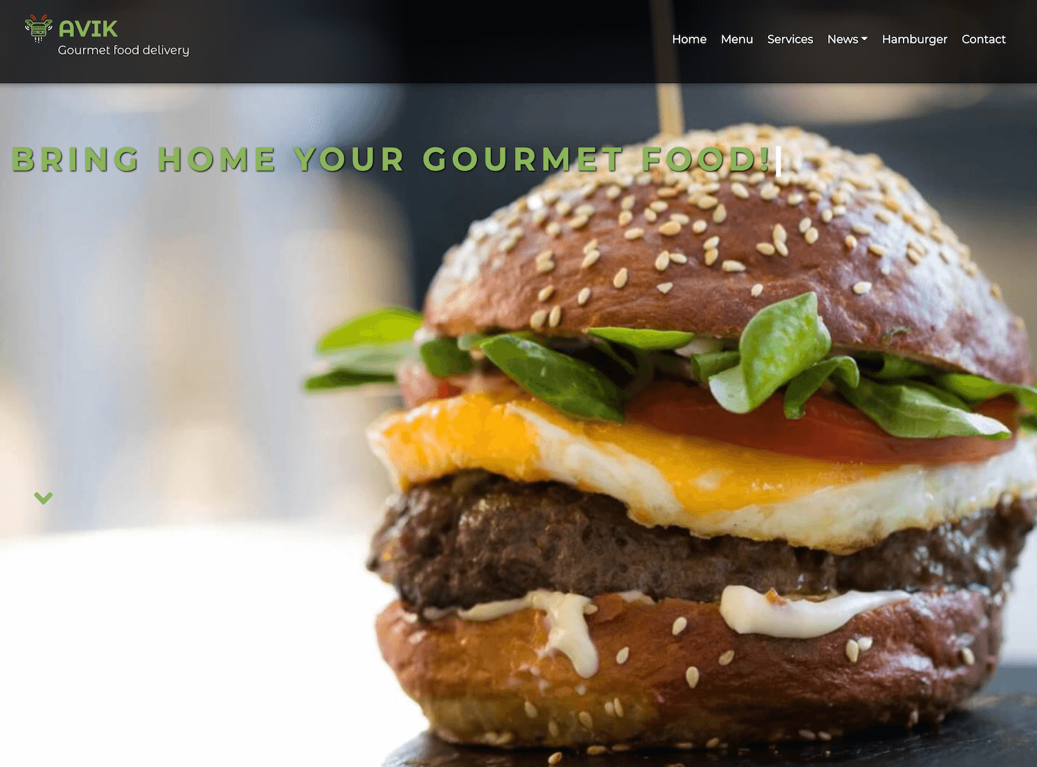 wordpress-theme-avik-food